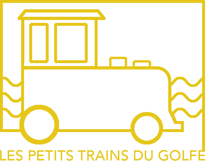 LOGO LES PETITS TRAINS DU GOLFE